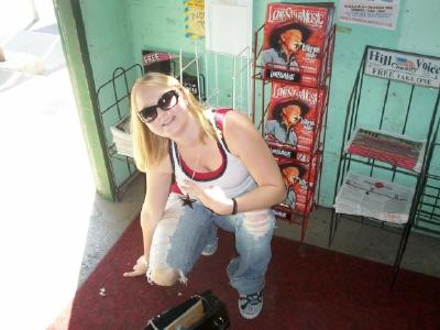 Mag Street Teamer Crystal @ Floore's Country Store-Helotes,TX in My Photos by