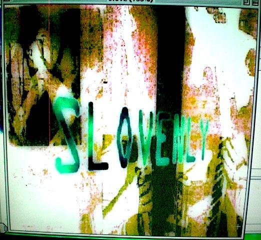 slov-green in slovenly by