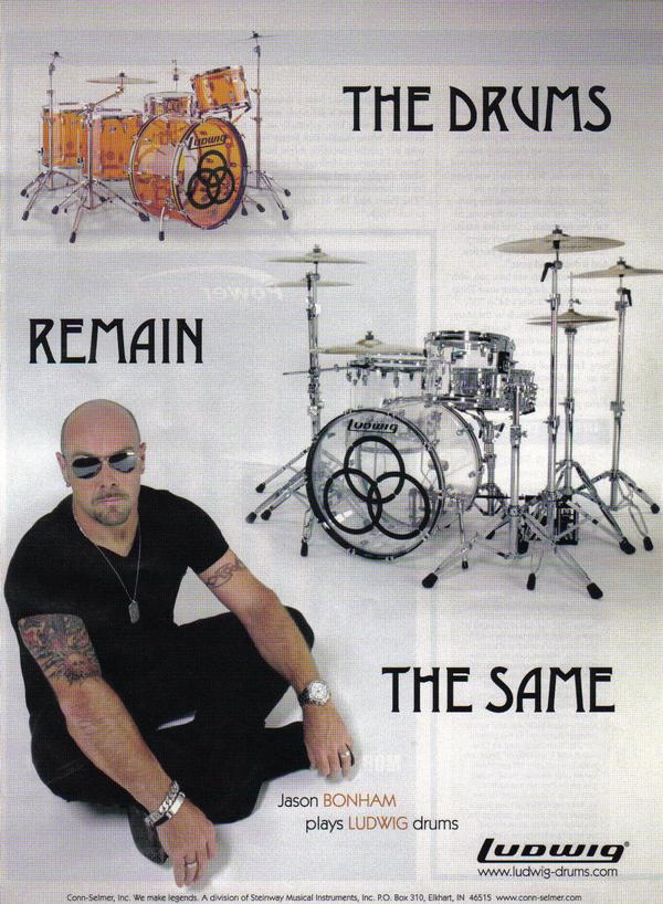 My Photos by Jason Bonham