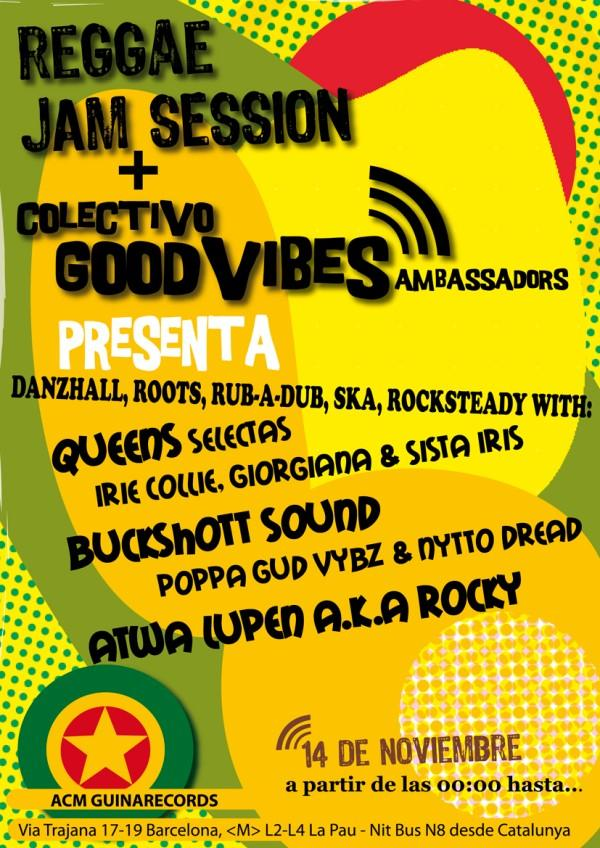 Good vibes Ambassador 14/11/2009 in Locandine danze by 