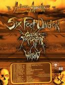 GT  CLUB INFINITY PRESENT WED NOV 7 - SIX FEET UNDER  GUESTS