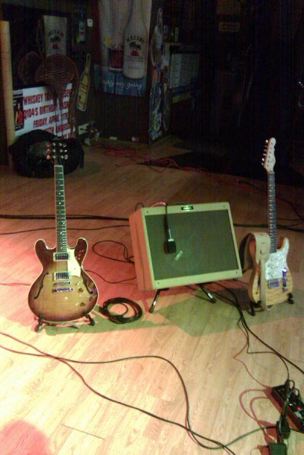 Kenny's Rig in Whiskey Tango by