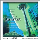 2010 Sweet Adelines International Quartet Finalists - Volume II