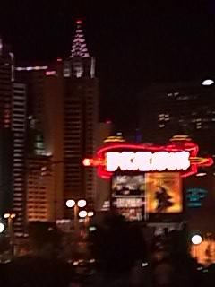 Fun in Vegas by Robbie Reeve