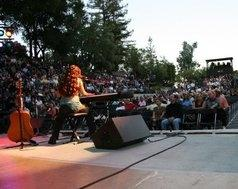 Mountain Winery, opening for the Doobie Brothers courtesy of Rachel Simon Photography in Live pics by