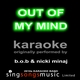 Out of My Mind (Originally Performed By B.o.B & Nicki Minaj) [Karaoke Audio Version] [Explicit]