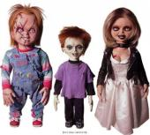 Chucky, Glen,  Tiffani