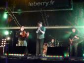 Scène LEBERRY printemps de Bourges 2012