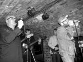 Postcards with special guest Mike Badger at The Cavern Club 40Front Stage41 as part of IPO Liverpool 2012.