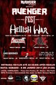 Show de lanamento do novo Cd do HELLISH WAR, Keep It Hellish, dia 08 de Junho no Cerveja Azul em So Paulo!xxxxxxxxxxxxxxxxxxx
