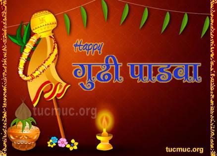 Gudipadwa Ki Shubhkamanaye Graphics