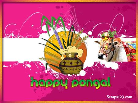Happy Pongal  Image - 4
