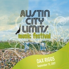 Live at Austin City Limits Music Festival 2007: Dax Riggs