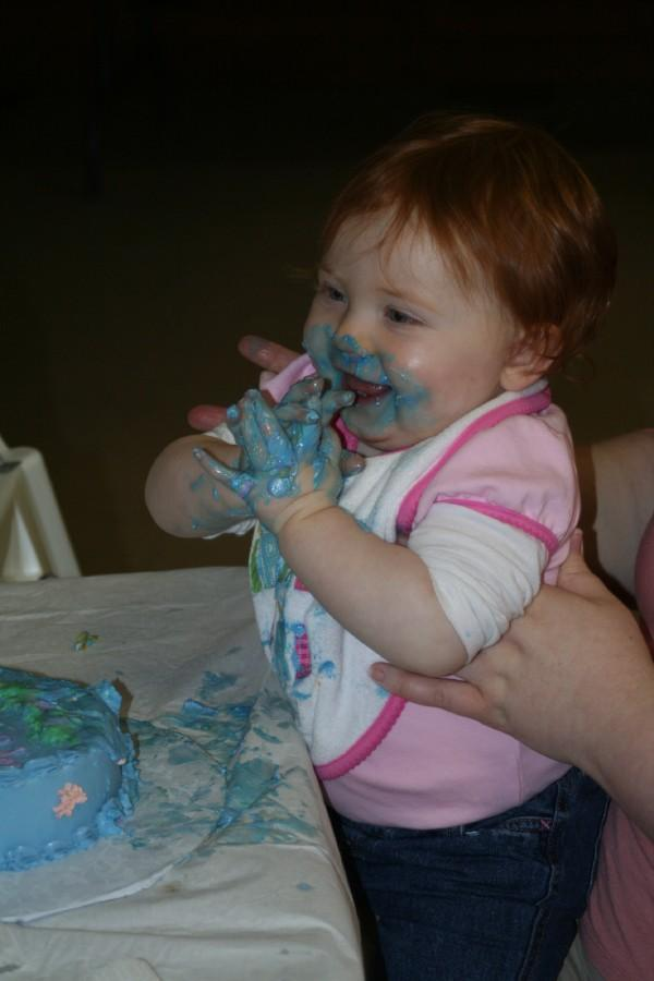Addi Leigh Turns 1! by