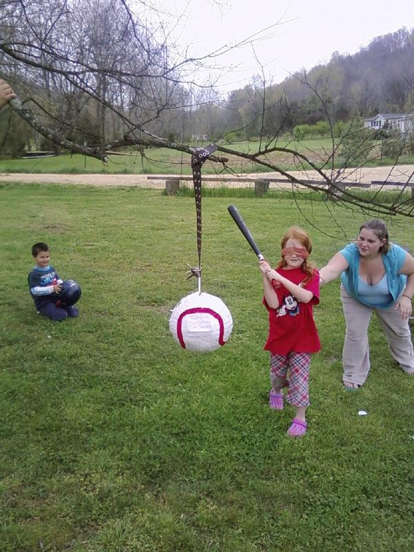 easter egg hunt by
