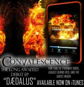 Photo of CONVALESCENCE IS ON iTUNES!!!