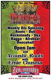 Photo of REGGAE NIGHTS in El Paso (Every Thursday )