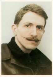 Photo of Billy Childish the Merciful
