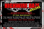 Photo of Highwire Daze magazine