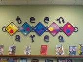 Photo of Steele Creek Teen Library