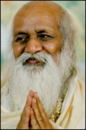 Photo of Maharishi Mahesh Yogi
