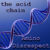 Photo of the acid chain
