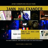 Photo of Jann Halexander