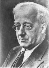 Photo of Gustav Holst