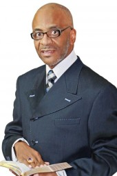 Photo of Bishop Larry D. Trotter