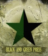 Photo of Black and Green Press